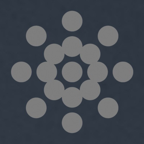 Aikido Ki Society Sun Logo Pure - Männer Premium Hoodie