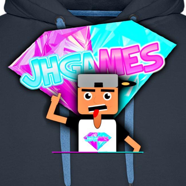 JHGAMES Nieuwe Logo 2 jaar bestaan van JHGAMES