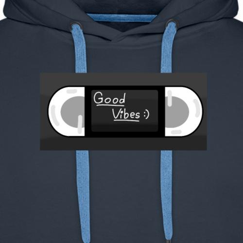 Good Vibes - Männer Premium Hoodie