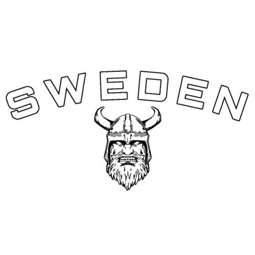 Sweden Viking - Premiumluvtröja herr