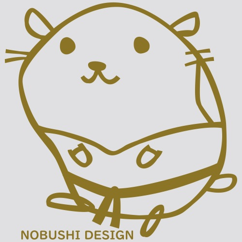 Golden Hamster - Mannen Premium hoodie