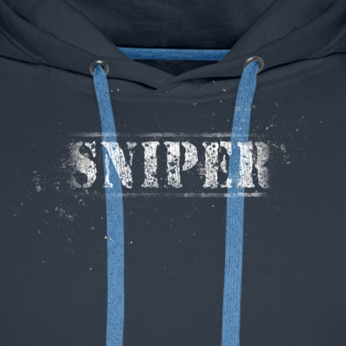 Sniper - Männer Premium Hoodie