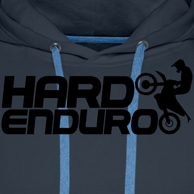 Hard Enduro Biker