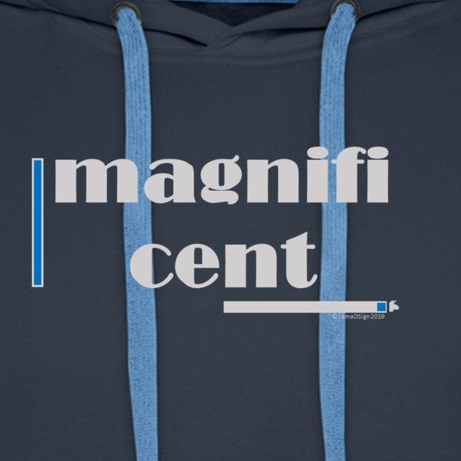 Magnificent Blue