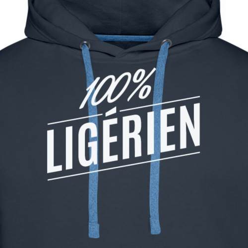 Tee shirt Ligerien - Pays de Loire - Sweat-shirt à capuche Premium pour hommes