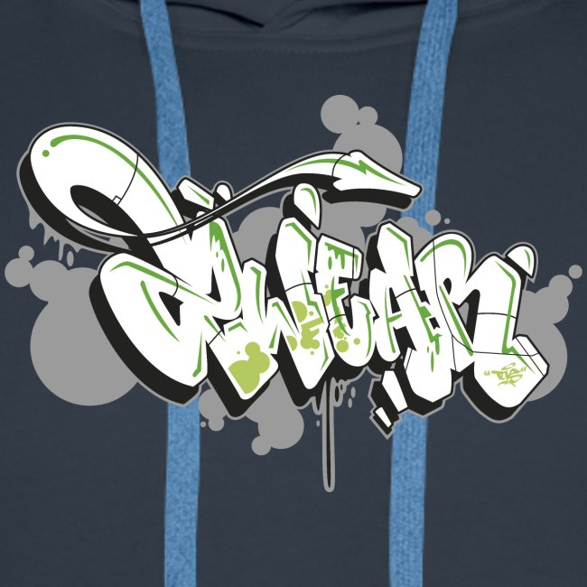 Mesk 2Wear graffiti style 7up ver02