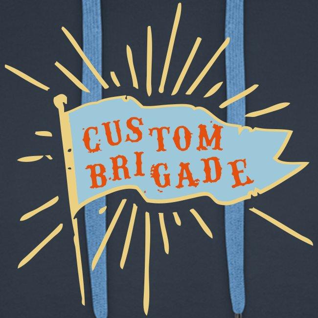 drapeau custom brigade