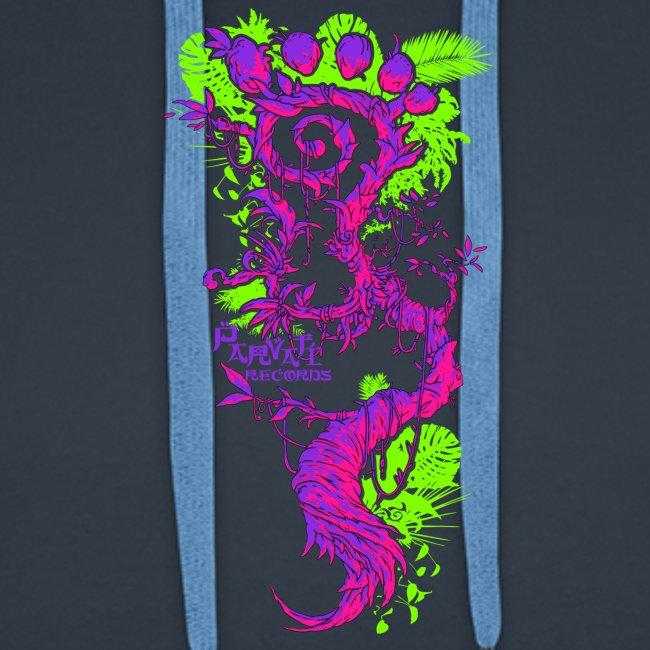 FootMoss purple