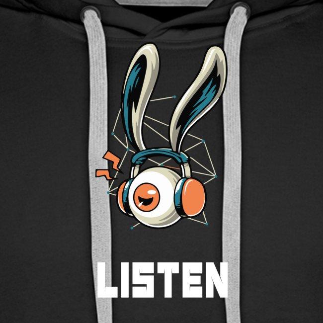 Luister naar de muziek