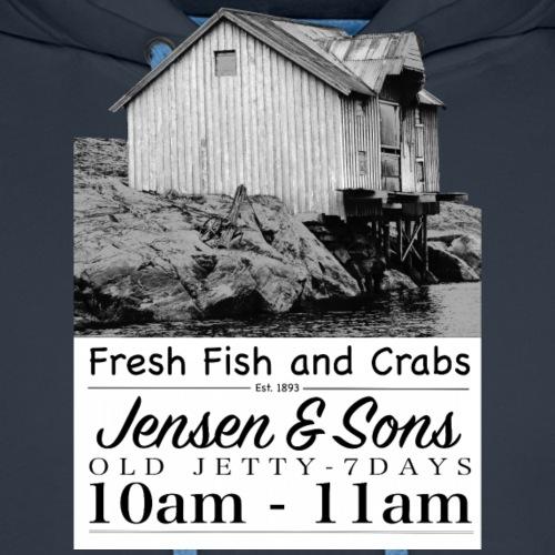 Jensen & Sons - Old Jetty - Männer Premium Hoodie