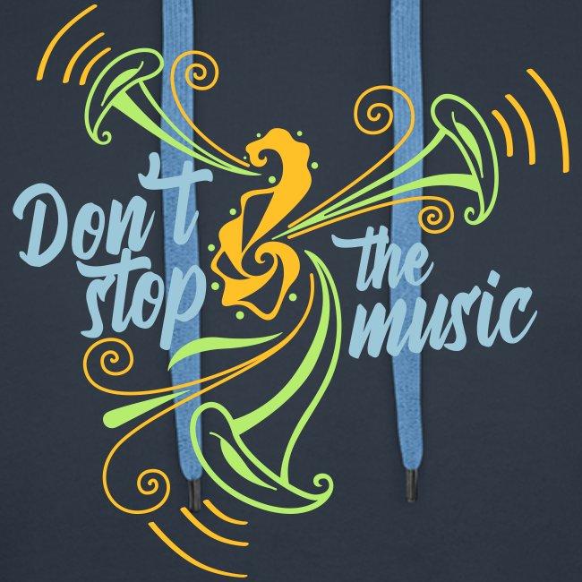 No pares a musica