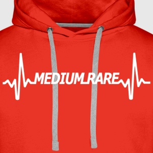 medium Rare - Men's Premium Hoodie