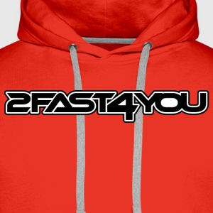 2fast4you - Men's Premium Hoodie