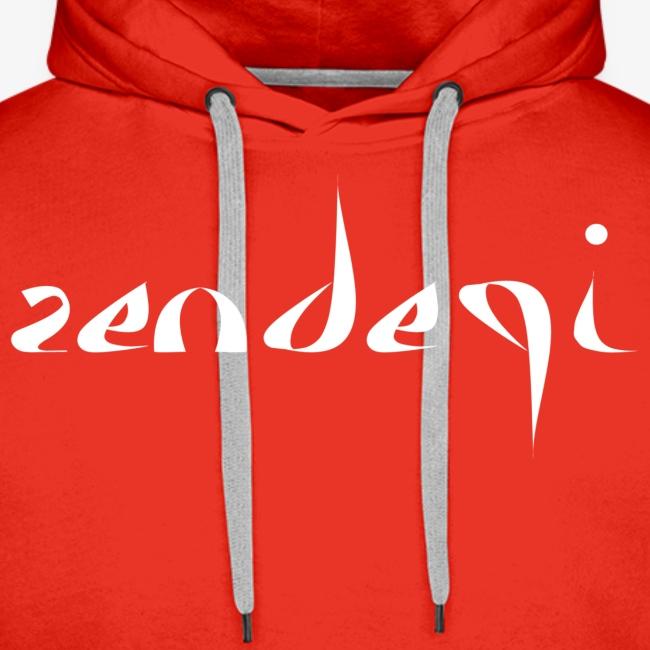 Zendegi (Leben) - White