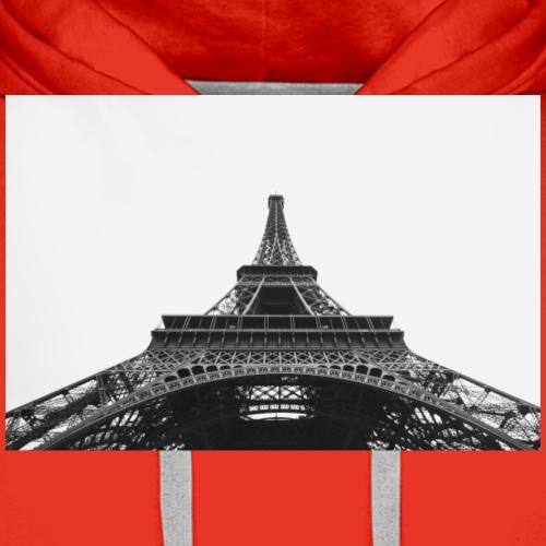 Eiffel Hoodie - Premium hettegenser for menn