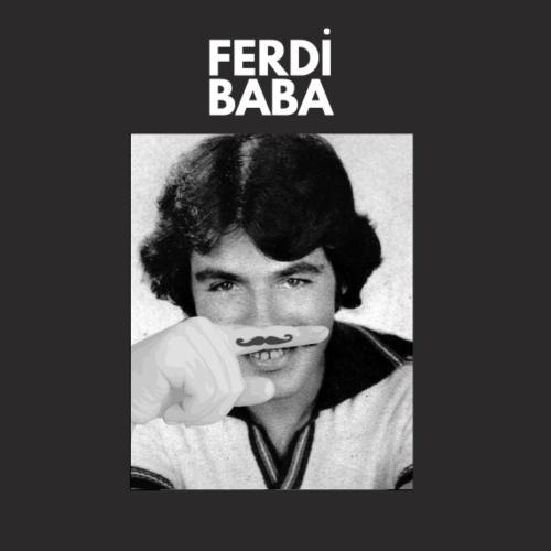 Ferdi Tayfur - Fingerstache - Männer Premium Hoodie