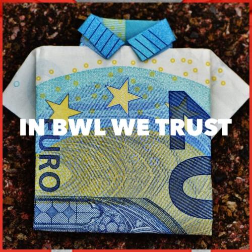In BWL We Trust - Männer Premium Hoodie
