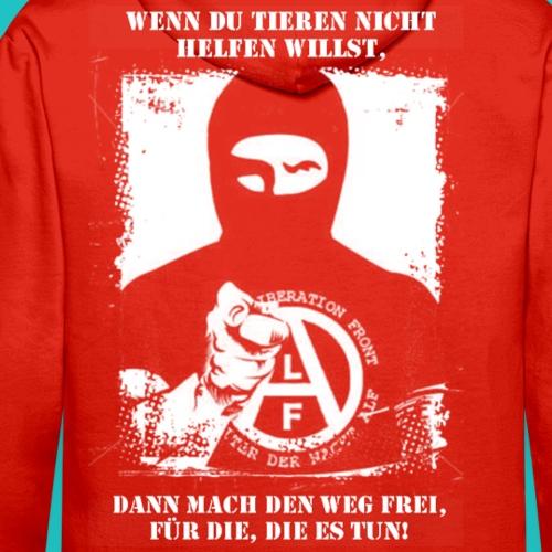 Streiter der Nacht a - Männer Premium Hoodie