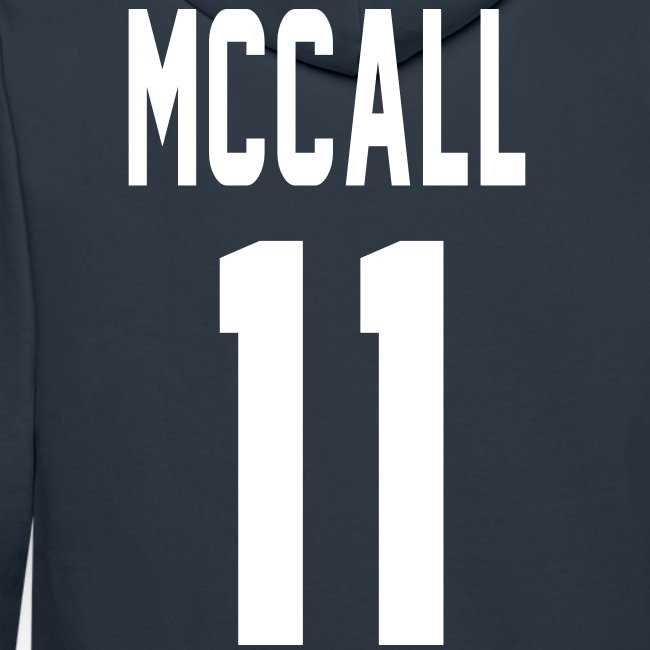 McCall 11 front