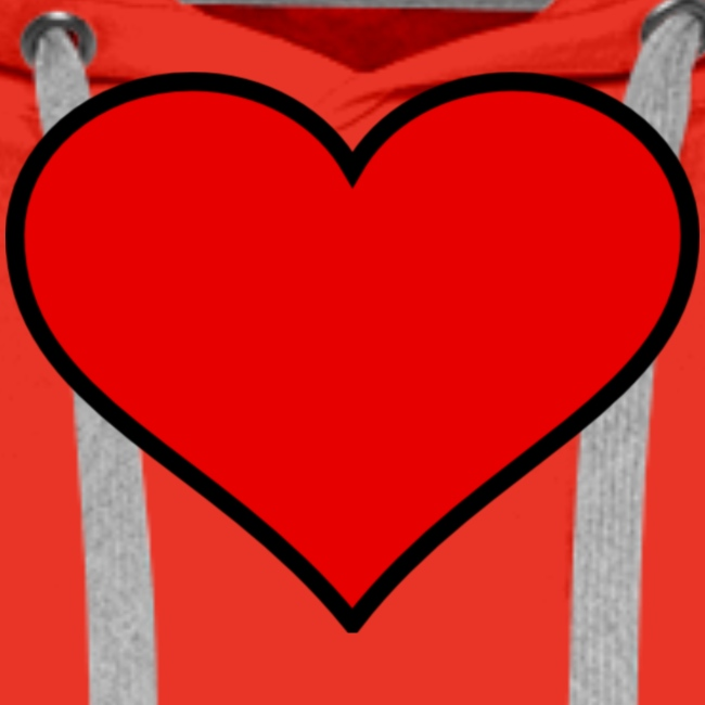 big heart clipart 3