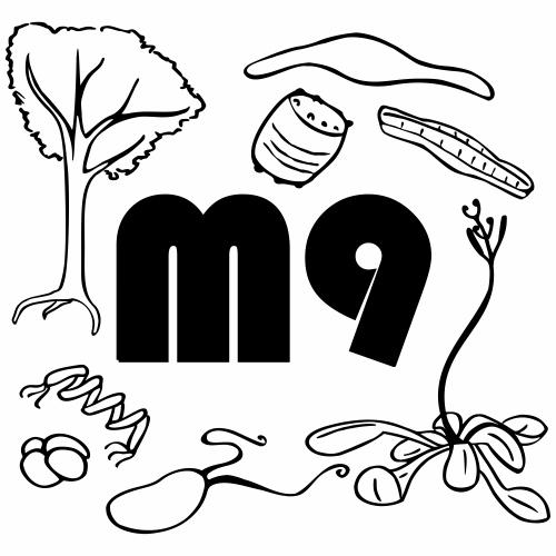 M9 filled - Männer Premium Hoodie