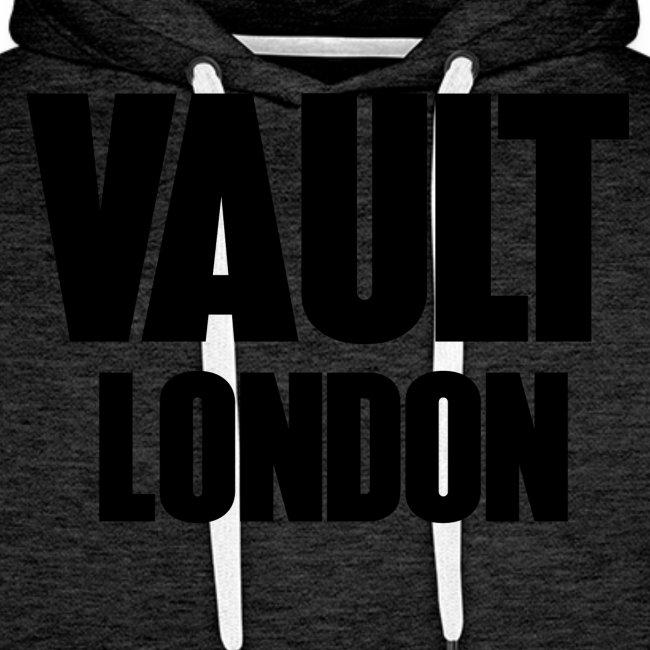 VAULT LONDON block black