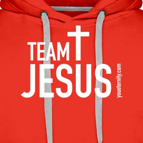 Team Jesus - Sweat-shirt à capuche Premium pour hommes