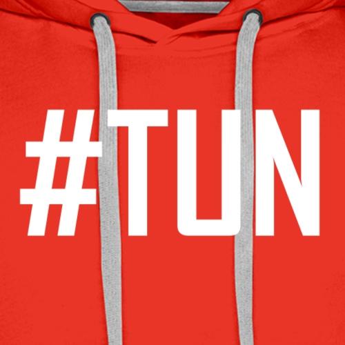 TUN - Einfach TUN, der Anfang vom Erfolg - Männer Premium Hoodie
