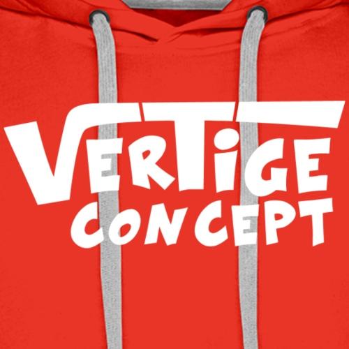 Vertige Concept - Sweat-shirt à capuche Premium pour hommes