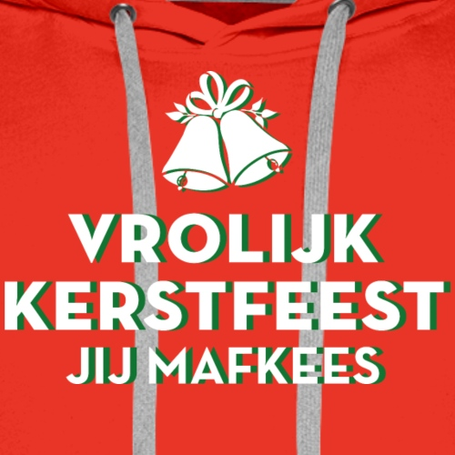 Jij Mafkees - Mannen Premium hoodie