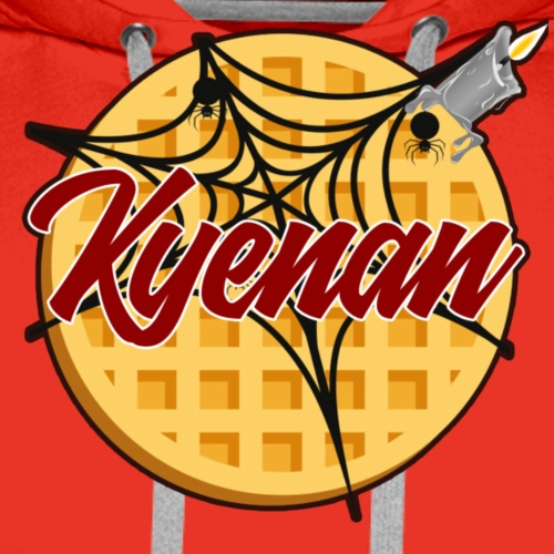 Collection EGGO WAFFLES KYENAN HALLOWEEN - Sweat-shirt à capuche Premium pour hommes