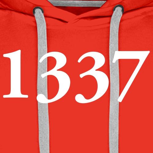 geek 1337 - Premiumluvtröja herr
