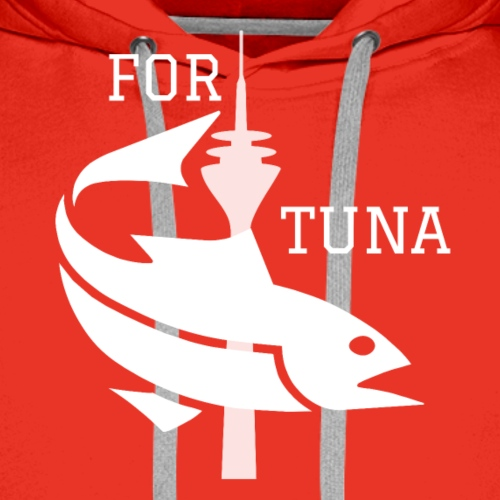 For Tuna - Männer Premium Hoodie