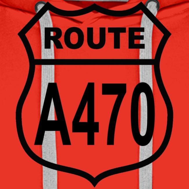 Route A470