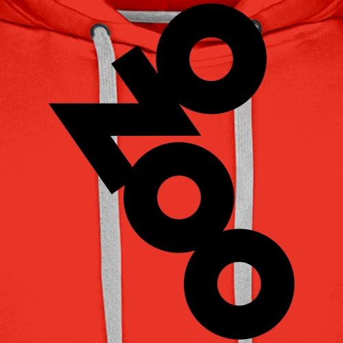 NO ZOO - Männer Premium Hoodie