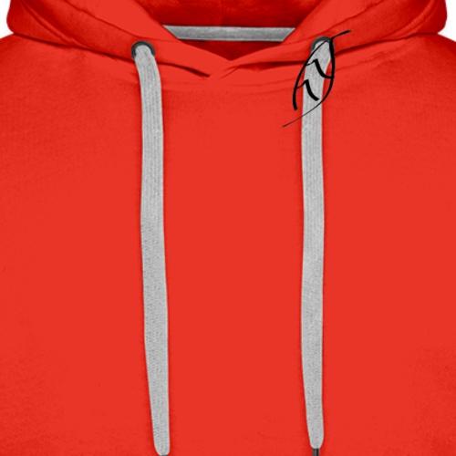 Shades logo - Sweat-shirt à capuche Premium pour hommes