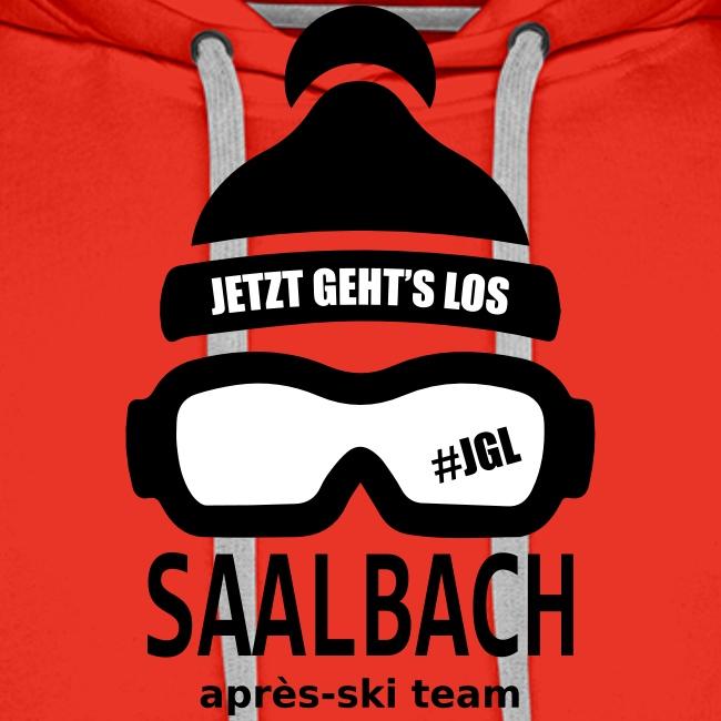 Après-ski team Saalbach