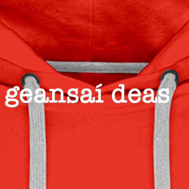 geansai deas