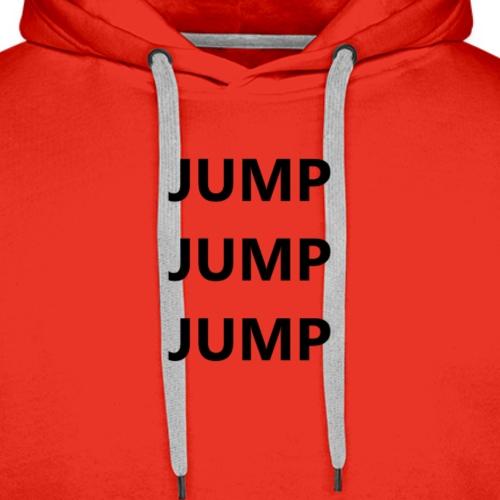 JUMP !!! - Men's Premium Hoodie