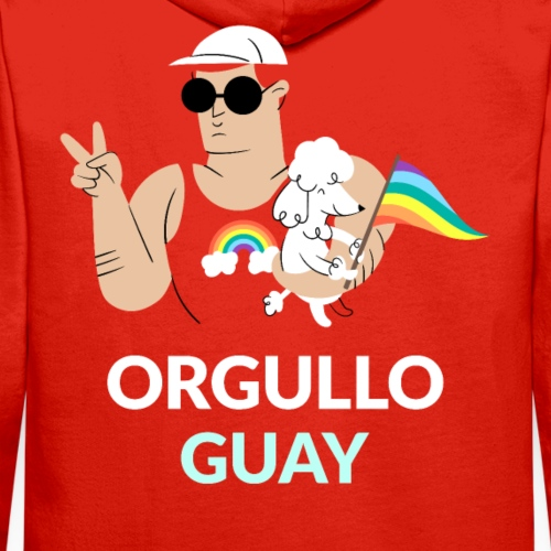 Día del Orgullo Guay | LGTBI MADO Pride - Sudadera con capucha premium para hombre