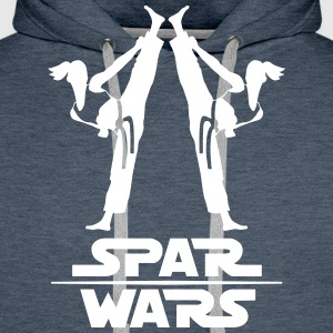 Girls Spar Wars - Men's Premium Hoodie
