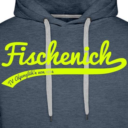Fischenich Swoosh individualisierbar - Männer Premium Hoodie