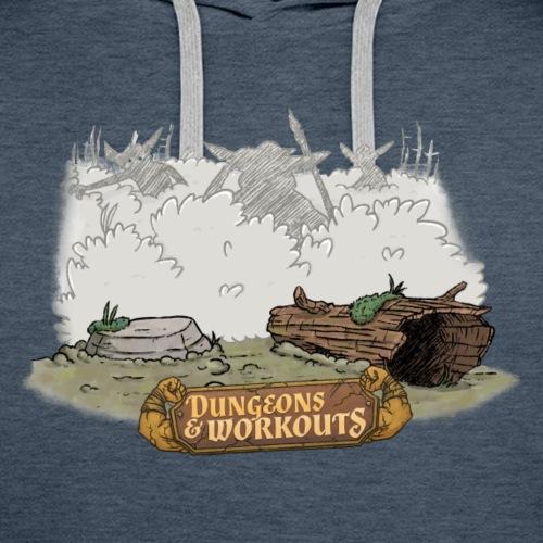 Goblins im Busch - Männer Premium Hoodie