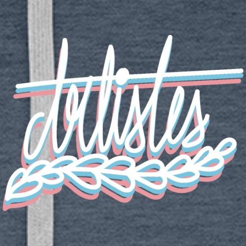 Artistes - Sweat-shirt à capuche Premium pour hommes