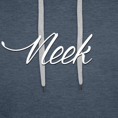 Neek - Felpa con cappuccio premium da uomo
