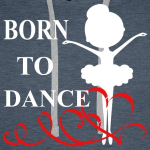 Born to Dance - Premiumluvtröja herr