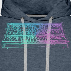 Synthesizer - Men's Premium Hoodie