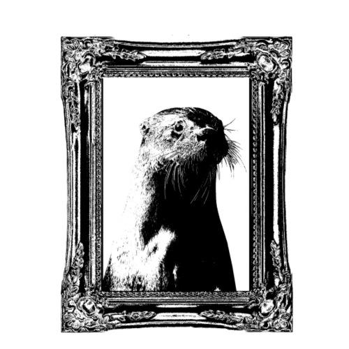 Historic Otter - Männer Premium Hoodie