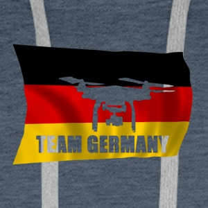 team Germany - Men's Premium Hoodie