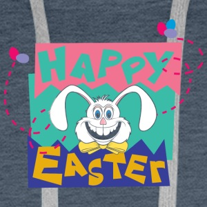 Easter Happy Easter Bunny - Men's Premium Hoodie